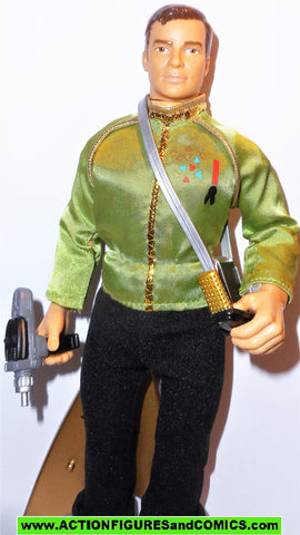 Star Trek CAPTAIN JAMES T KIRK dress uniform 9 inch playmates toys 100