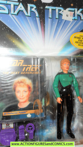 Star Trek DR KATHERINE PULASKI playmates action figures moc