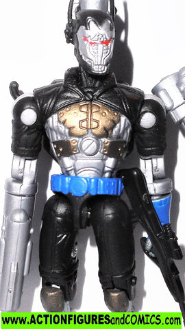 gi joe BAT 2004 v13 cobra valor vs venom action figures hasbro