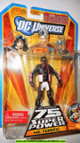 dc universe infinite heroes MR TERRIFIC 75 years 4 inch action figures moc