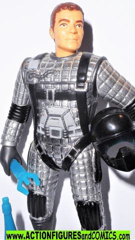 Star Trek CAPTAIN KIRK space suit generations movie playmates