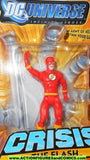 dc universe infinite heroes FLASH DYING death of crisis barry allen MOC