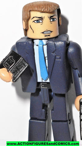 Minimates Batman Gotham COMMISSIONER GORDON SDCC Detective jim 2015 tv show