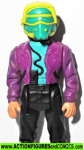 M.A.S.K. kenner BUDDY HAWKS boulder mountain short mask cartoon