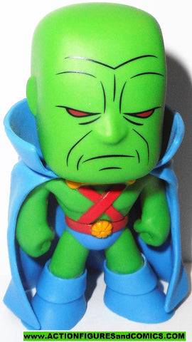 Funko mystery minis MARTIAN MANHUNTER 3 inch dc super heroes pop