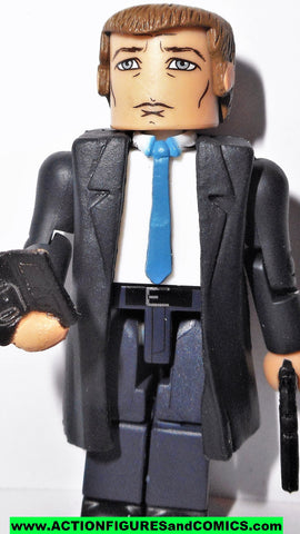 Minimates Batman Gotham COMMISSIONER GORDON Detective jim 2015 tv show