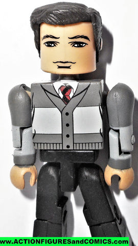 Minimates Batman Gotham BRUCE WAYNE Young 2015 action figure tv show