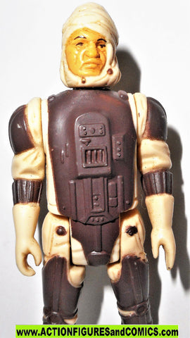 star wars action figures DENGAR 1980 kenner vintage empire strikes back fig