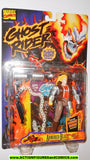 ghost rider toy biz ARMORED BLAZE Johnny glow dark 1995 marvel moc