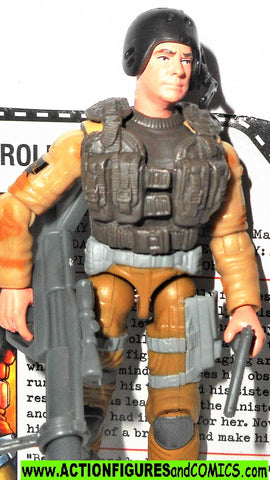 gi joe BARREL ROLL 2005 v3 DTC direct to consumer series complete