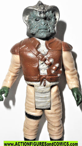 star wars action figures KLAATU 1983 vintage kenner return of the jedi fig