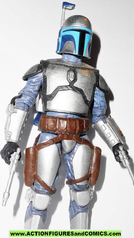 STAR WARS action figures JANGO FETT 6 inch THE BLACK SERIES 2015