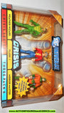 dc universe infinite heroes THREE PACK 8 flash jay mirror master weather wizard moc mib