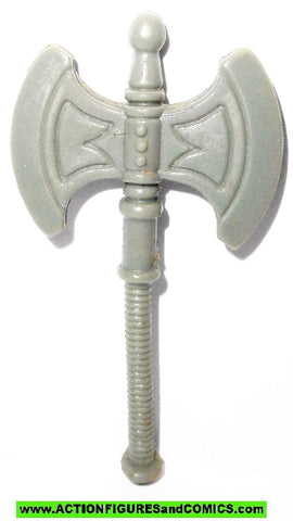 Masters of the Universe HE-MAN AXE 1982 original vintage accessories parts