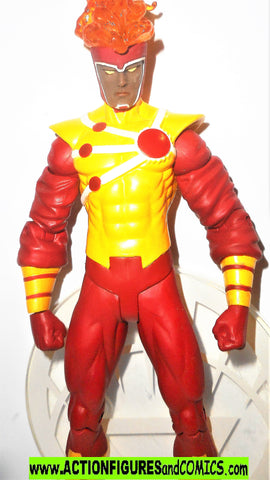 dc direct FIRESTORM Jason Rusch Brightest Day green lantern collectibles