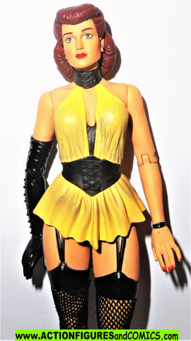 dc direct SILK SPECTRE classic WATCHMEN collectibles universe
