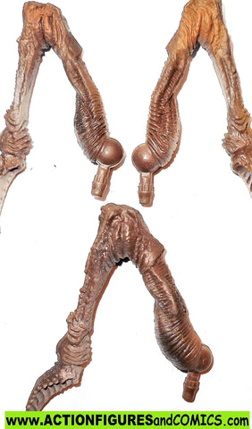 marvel legends BROOD QUEEN Right Legs build a figure part baf
