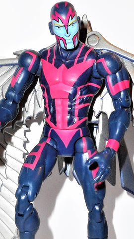 marvel legends ARCHANGEL x-men classics toy biz universe force angel