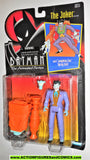 batman animated series JOKER 1992 .00 card BACK HOLE VARIANT dc universe tas btas moc