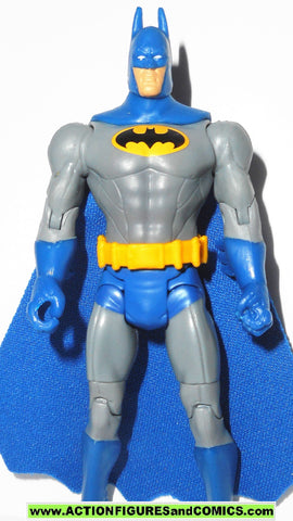 dc universe Multiverse BATMAN Blue Arkham city infinite heroes action figures
