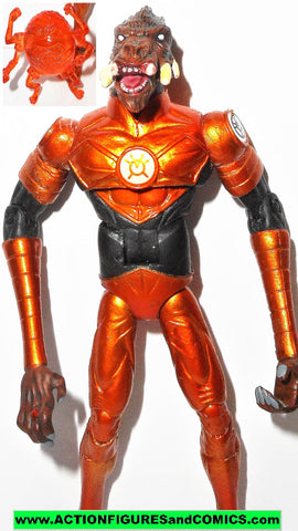 dc direct LARFLEEZE orange green lantern injustice gods among us collectibles