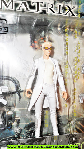 Matrix SWITCH 1999 N2 toys movie the film action figures moc