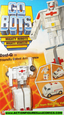 gobots REST-Q ambulance