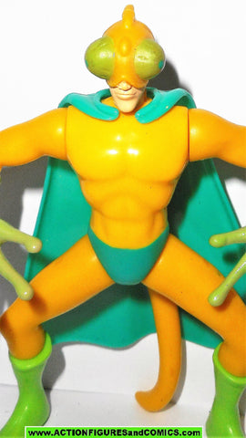 TICK ban dai CHAMELEON crusader 1995 series 2 complete the tick animated series action figures 1994