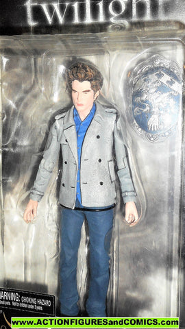 Twilight EDWARD Neca Reel Toys movie action figures werewolf vampire moc 000