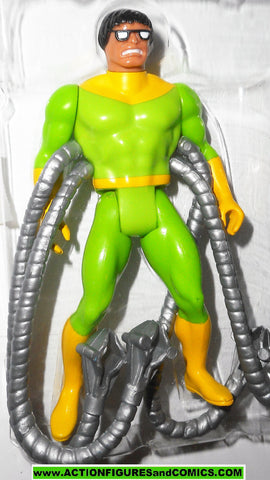 secret wars DOCTOR OCTOPUS 1984 vintage mattel spider-man doc ock