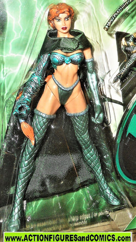 WITCHBLADE moore collectibles MEDIEVAL WITCHBLADE 1998 moc