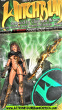 WITCHBLADE moore collectibles SARA PEZZINI Golden gold 1998 moc
