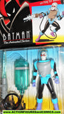 BATMAN animated series MR FREEZE 1993 TAS kenner moc