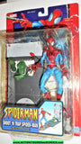 marvel legends SPIDER-MAN shoot n trap classics 2004 TOYBIZ universe moc