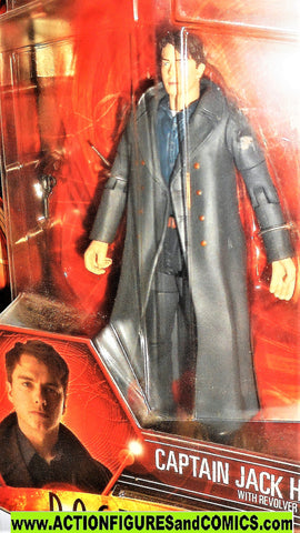 doctor who action figures CAPTAIN JACK HARKNESS underground toys moc