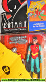 BATMAN animated series ROBIN turbo glider 1992 series 1 tas moc