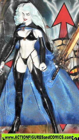 Lady Death LADY DEATH original 1997 moore collectibles toys moc