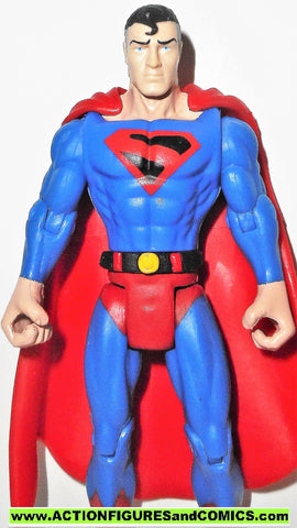 dc universe infinite heroes SUPERMAN Kingdom Come Variant earth 2 4 inch