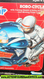 Robocop ROBO-CYCLE 1988 kenner ultra police movie animated moc mib