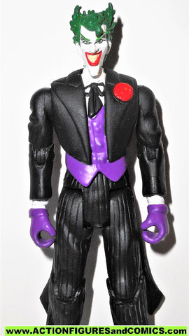 dc universe infinite heroes JOKER mad love batman action figures