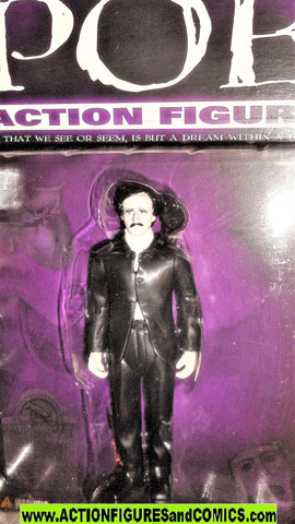 Accoutrements EDGAR ALLAN POE Outfiters of Popular Culture action figure moc