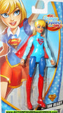 DC super hero girls SUPERGIRL 6 inch ACTION READY superman dc universe MOC