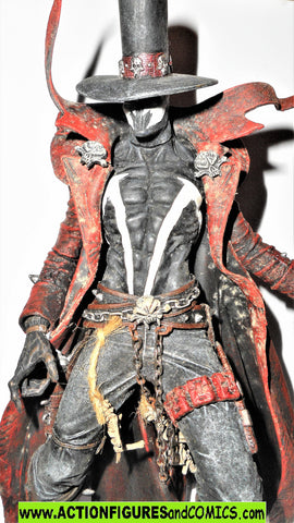 Spawn GUN SLINGER Series 27 art of Spawn 119 2005 mcfarlane toys