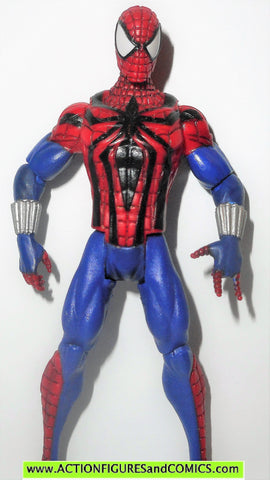 marvel universe SPIDER-MAN ben reilly scarlet hasbro toys action figures 7239