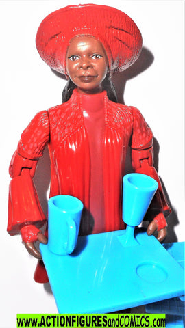 Star Trek GUINAN playmates complete 1993 action figures noca
