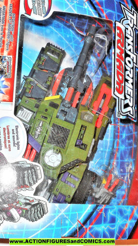 transformers Armada MEGATRON Leader 1 ONE ultra mega class mib moc OPEN