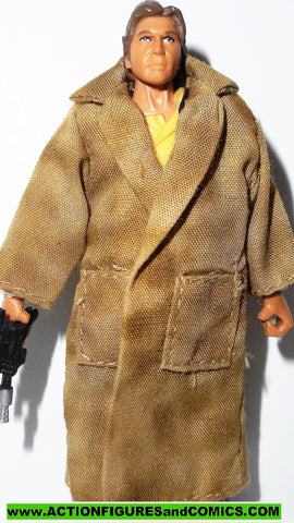 star wars action figures HAN SOLO Endor jacket 2006 votc vintage saga