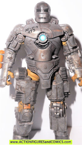 marvel universe IRON MAN mark I 1 movie 2 2009 hasbro fig