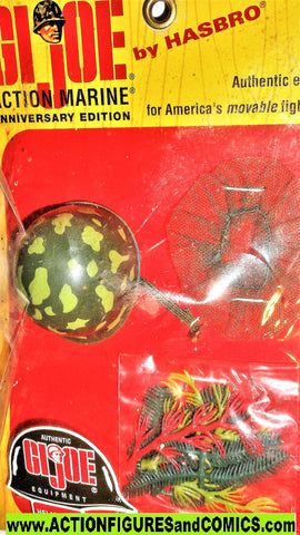 Gi joe Action Marine 12 inch HELMET SET vintage retro reissue walmart 2003
