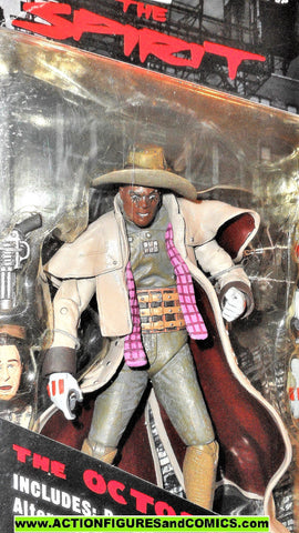 SPIRIT the movie The OCTOPUS 2009 Mezco Will Eisner sin city moc 00